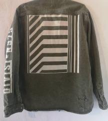 50% off Zara traper košulja oversized