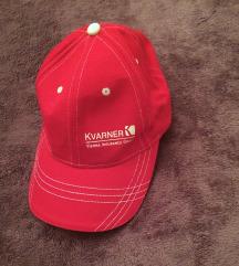 ❗️ RASPRODAJA ❗️ Crvena šilterica i traper šešir