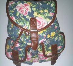 Novi moderni cvjetni ruksak