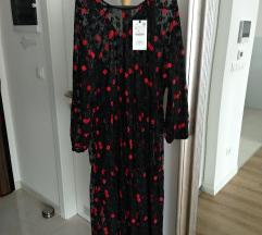 Zara haljina vel M. Nova s etiketom