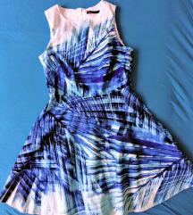 Karen Millen White&Blue haljina
