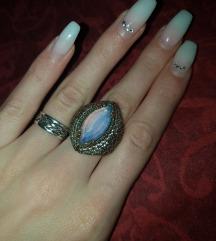 Prsten srebro huremijaSNIŽŽENO
