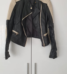 Ann Christine kožna jakna
