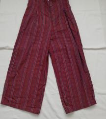 Pull and Bear culotte hlače vl. 38