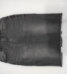 Only jeans suknja