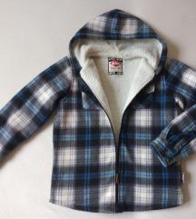 Lee Cooper - extra topla dječja košulja ili jakna