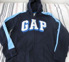 Gap duksica hoodie jakna XXL 160 cm novo