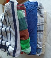 Lot 5 kratkih hlačica