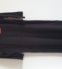 Kratka casual crna haljina