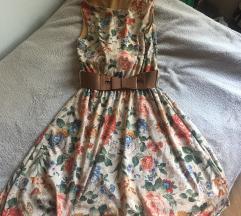 Ljetna haljina s remenom