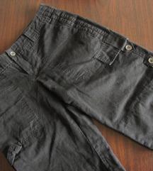 MANGO crne kratke hlače