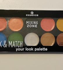 Essence Mix&Match paleta *novo*