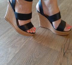 Tommy Hilfiger sandale prava koža 38