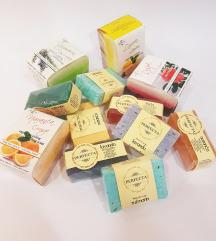 Prirodni sapun sa spužvom