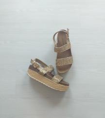 Josh Zlatne Sandale 38
