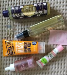 Kozmetika - lot // Nacomi, Alverde, Oriflame
