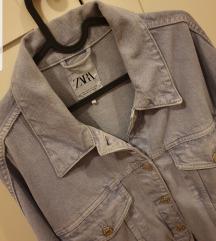 Zara oversized jakna M-L