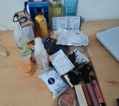 Kozmetika i šminka razno