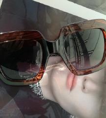 Smeđe nove sunčane naočale