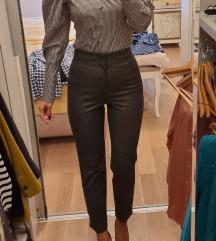 Zara nove fine hlače tamnosive
