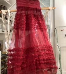 Nova prelijepa suknja S-M