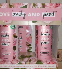 Poklon paket Love, beauty and planet