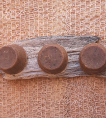 Piling sapun s medom i kavom
