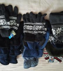 Set kapa i rukavica