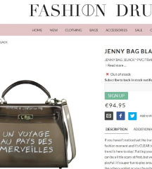 JENNY BAG by FASHION DRUG