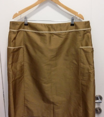 Svilena suknja Marina Rinaldi, vel. 25