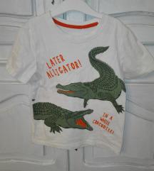 H&M krokodil majica