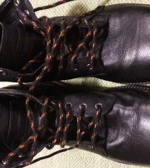 PULL&BEAR muškw visoke cipele prava koža