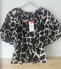 ZARA bluza (novo s etiketom) / S