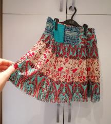 Orijentalna suknja na falde