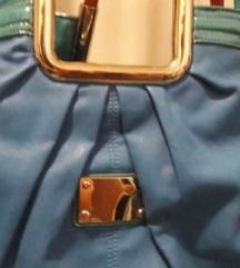 Tirkizno-plava torba