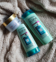 Elseve purifying clay shampoo & conditioner