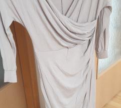 Riscamento haljina bež