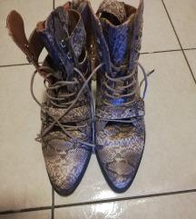 Shoebox gležnjace