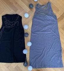 Lot Sisley majica + haljina
