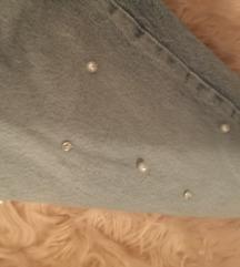 Jeans hlače stradivarius