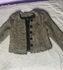 Zara Tweed jaknica