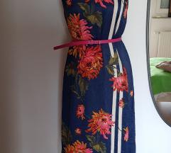 Zara floral haljina kao nova