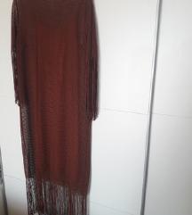 Zara, 1nošena duga na rese s podstavom S-L