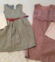 Zara, H&M, Palomino veliki lot 110/116 Novo