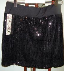 suknja sa ljuskicama