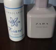 2 parfema + lot