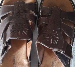 Naturalizer žendke kožne papuče