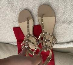 Valentino sandale bež