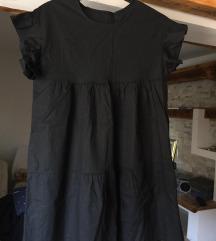 Crna ljetna haljinica