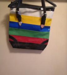 Prodajem novu šarenu torbu